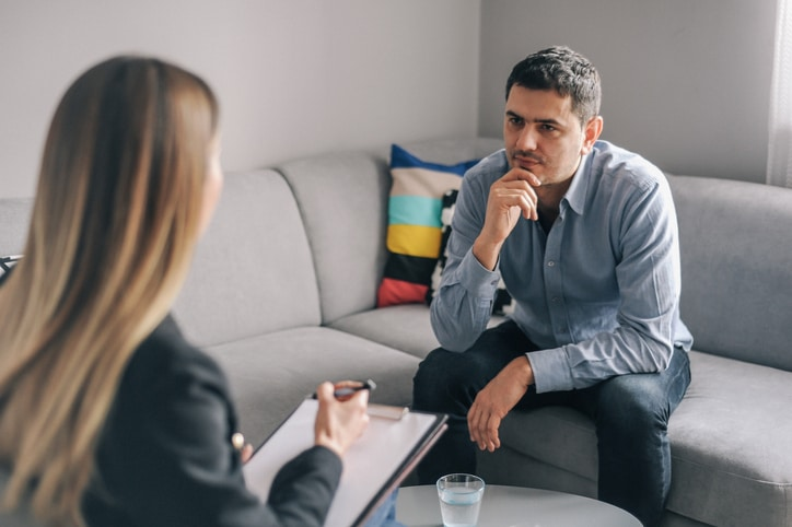 How Does Therapy Help with Depression?